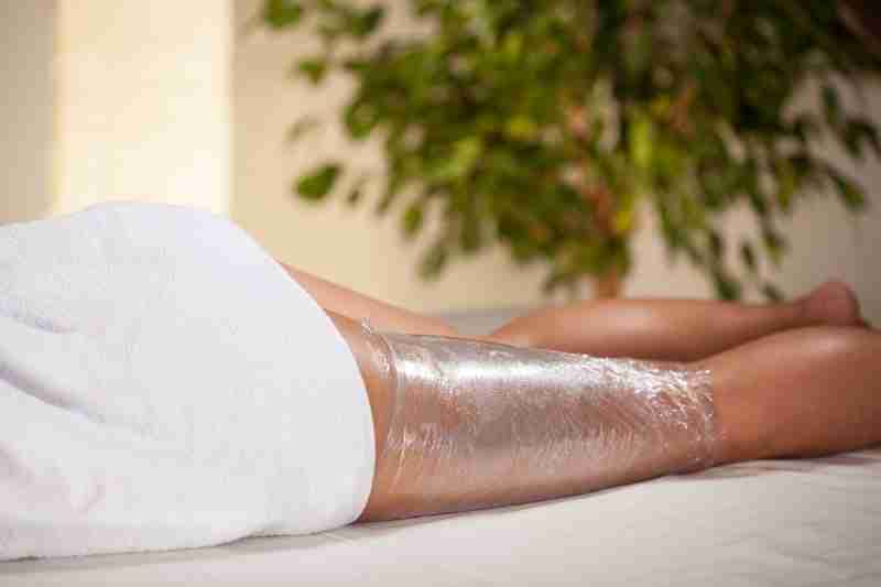 Infinity Beauty Academy - Body Wrap