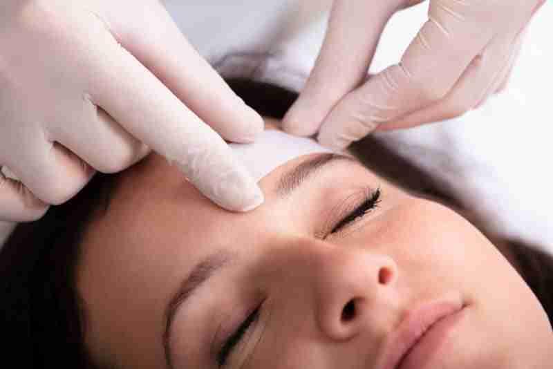 Eyebrow & Facial Waxing Course