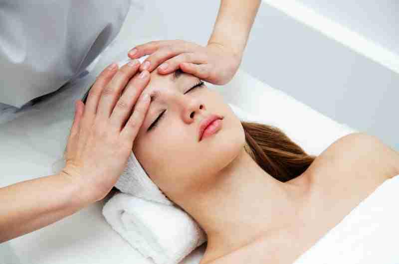 Infinity Beauty Academy - Indian Head Massage