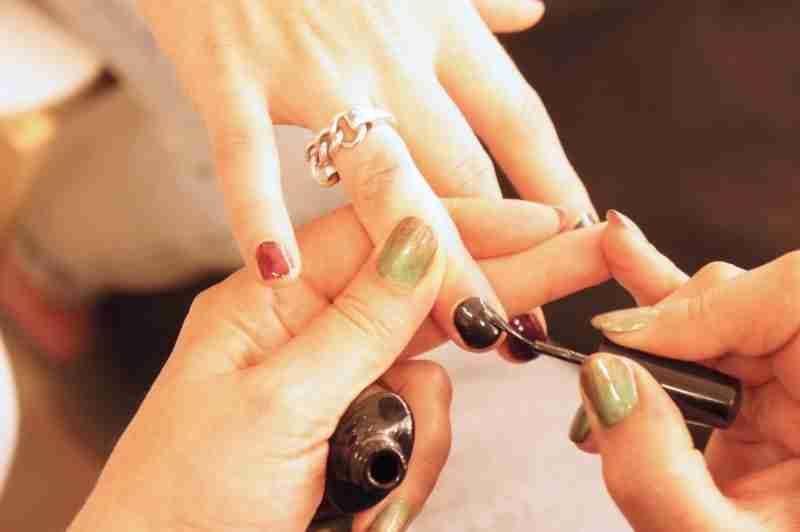 Infinity Beauty Academy - Manicure